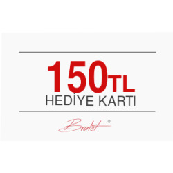 150 TL Değerinde E-Hediye Kartı