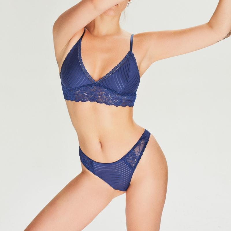 Holly Kobalt Mavi Bralet Büstiyer